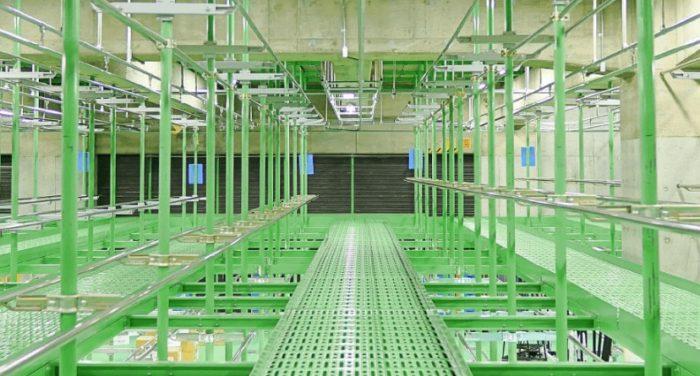カジタク保管サービス工場