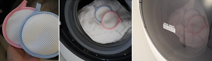 洗たくマグちゃんの使い方